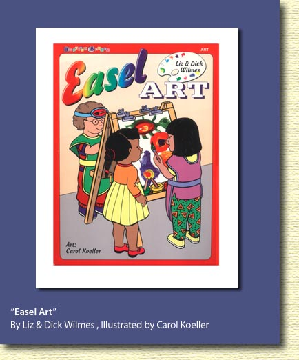 easil art bookcover