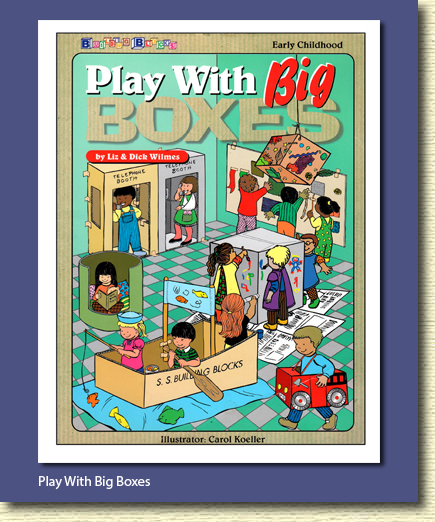 Playing with Big Boxes book cover