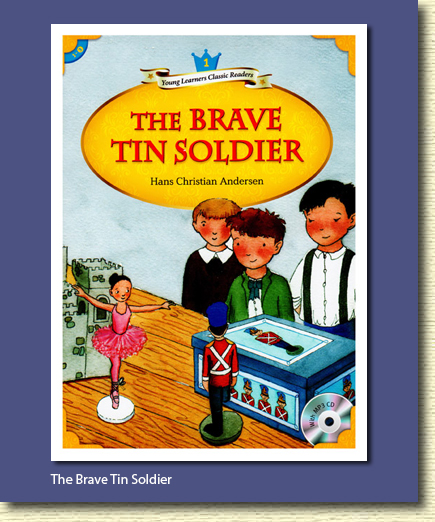 The Brave Tin Soldier book cover